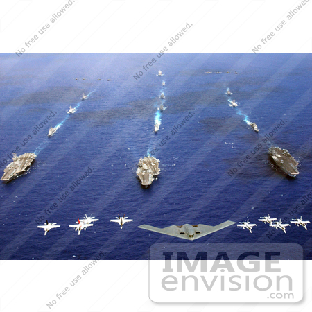 #8959 Picture of Military Aircraft and Carriers by JVPD