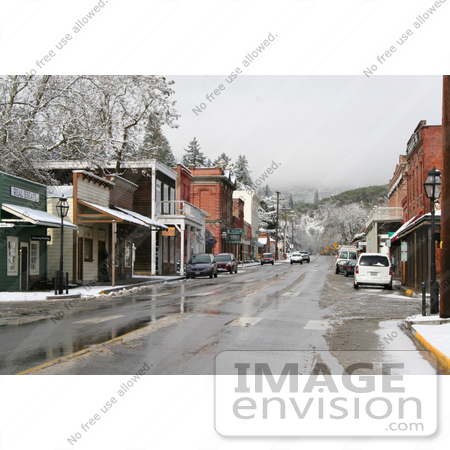 #963 Photography of Jacksonville, Oregon by Kenny Adams