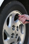 Free Picture of Tire Pressure