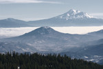 Free Picture of Mountains Near Mount Ashland in Oregon