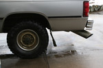 Free Picture of Big Truck Muffler Pipe