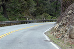Free Picture of Road Beside a Landslide Area