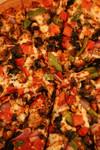 Free Picture of Veggie Pizza