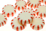 Free Picture of Peppermint Candies