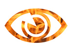 Free Picture of Flaming Eye