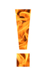 Free Picture of Flaming Exclamation Point