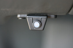 Free Picture of Car Alarm Sensor Under a Dashboard