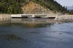 Free Picture of Dam at Applegate Lake, Oregon
