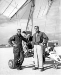 Free Picture of Gus Grissom & Milt Thompson With Paresev