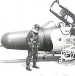 Free Picture of Kathryn Sullivan Sets Altitude Record 07/01/1979