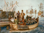 Free Picture of The First Voyage