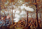 Free Picture of Battle of Trippeceanoe