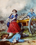 Free Picture of Molly Pitcher