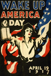 Free Picture of Wake up America Day, April 19, 1917