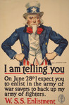 Free Picture of Uncle Sam - I am Telling You