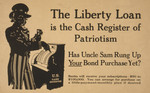 Free Picture of The Liberty Loan is the Cash Register of Patriotism