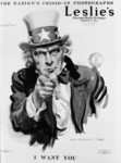 Free Picture of Uncle Sam in Leslie