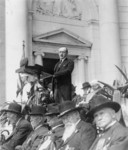 Free Picture of President Calvin Coolidge, Decoration Day Ceremonies