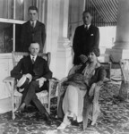 Free Picture of The Coolidge Family