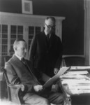 Free Picture of Israel Moore Foster With Calvin Coolidge
