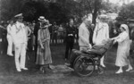 Free Picture of Garden Party for Wounded Soldiers