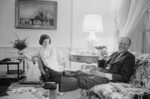 Free Picture of President Gerald Ford and First Lady Betty Ford