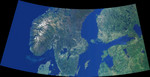 Free Picture of Scandinavia and the Baltic Region