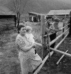 Free Picture of Farming Family
