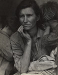 Free Picture of Migrant Mother by Dorothea Lange