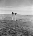 Free Picture of Mailboxes on the Rolling Lands