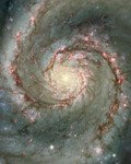 Free Picture of The Whirlpool Galaxy