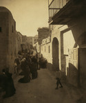 Free Picture of Fourth Station, Via Dolorosa