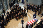 Free Picture of Memorial and Repose Ceremony For Gerald Ford