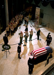 Free Picture of Ceremony for Gerald Ford, Gerald R Ford Museum