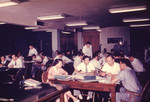 Free Picture of People at a 1955 Epidemic Intelligence Service (EIS) Training Course