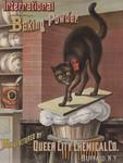 Free Picture of International Baking Powder Advertisement