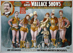 Free Picture of The Great Wallace Shows