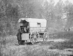 Free Picture of Military Telegraph Battery Wagon