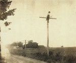 Free Picture of Telegraph Lineman
