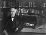 Free Picture of Thomas Alva Edison