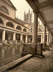 Free Picture of Roman Baths