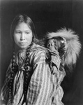 Free Picture of Inuit Mother