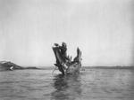 Free Picture of Kwakiutl Wedding Canoe