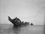 Free Picture of Kwakiutl Wedding Canoes