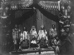 Free Picture of Kwakiutl Wedding Party