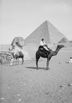 Free Picture of Men on Camels at Giza