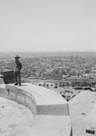 Free Picture of Cairo From the Citadel, Egyptian Pyramids in the Distance