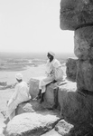 Free Picture of Nile Valley View From the Great Pyramid