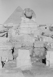 Free Picture of Temple, Sphinx and Pyramids at Giza