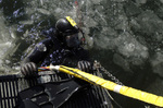 Free Picture of US Navy Diver